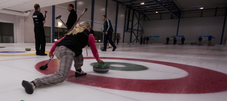 Curling bergen